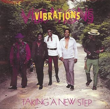 The Vibrations - Taking A New Step Cover Art