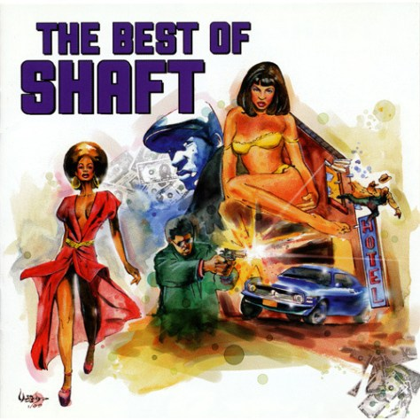 Various Artists – The Best of Shaft [Hip-O] '1999 (Re:Up)