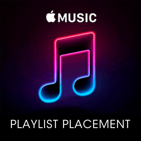 Apple Music Playlist Promotion