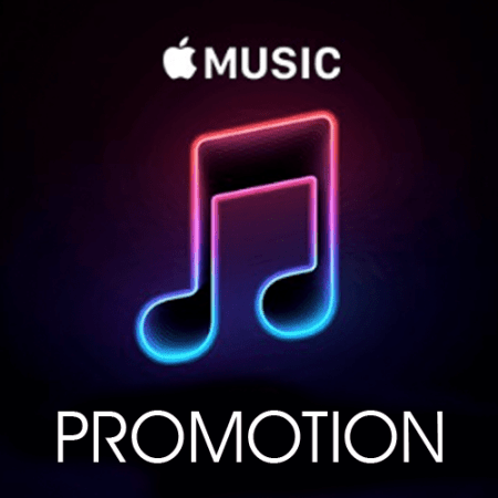 Promotion Apple Music