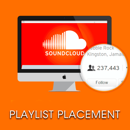 SoundCloud Playlist Promotion