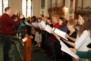 Durham Singers come and sing