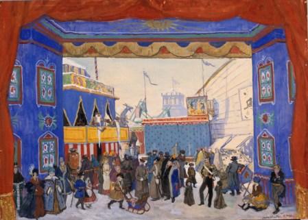 The fascination of Petrushka