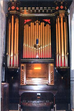 Organ recital – Dr Ian Brunt