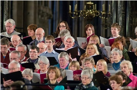 Sing Messiah with Durham Choral Society