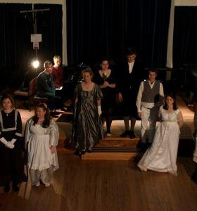 Durham Opera Ensemble: Mansfield Park