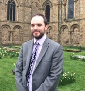Interview: meet Daniel Cook, Durham's new organist