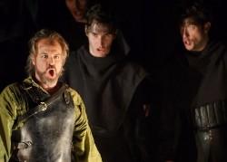 Christopher Ainslie as Julius Caesar for ETO