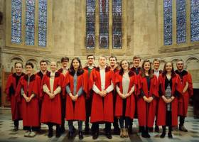 St Andrew's University Madrigal Group