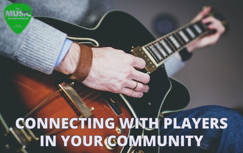 Connecting with Players in Your Community