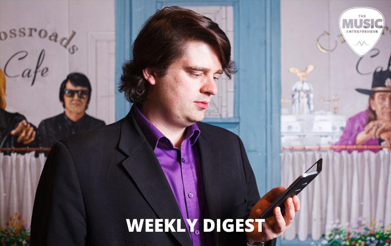 Weekly Digest: September 10, 2016