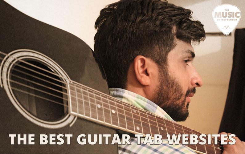 The Best Guitar Tab Websites of 2019