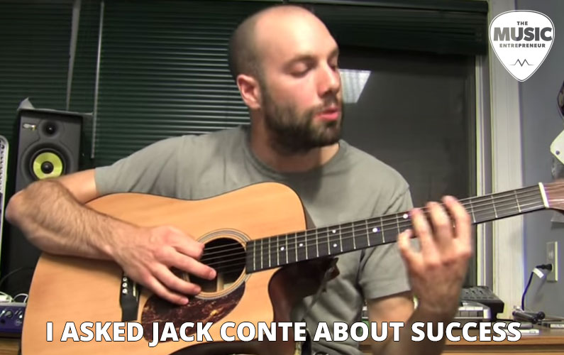 I Asked Jack Conte About Success… Here's What He Shared With Me