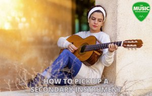 How to Become a Better Artist by Picking Up a Secondary Instrument