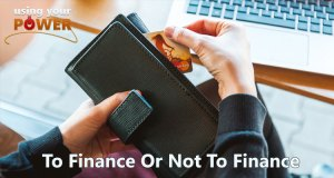 035 – To Finance Or Not To Finance