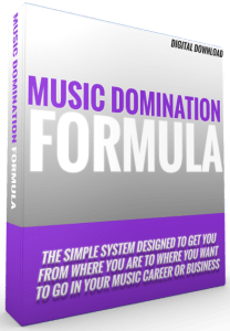 Music Domination Formula Course