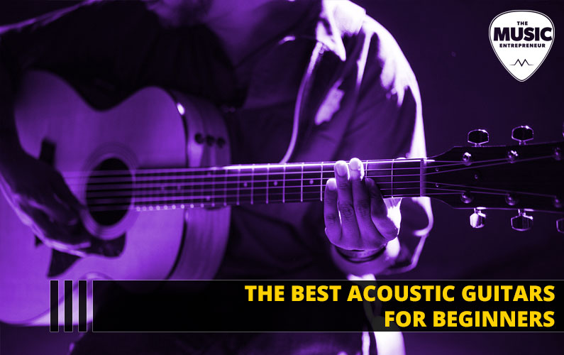 The Best Acoustic Guitars For Beginners
