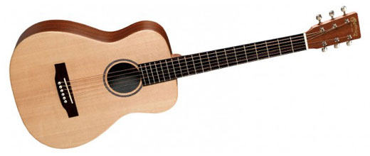 Martin LX Little Martin ¾ Scale Acoustic Guitar