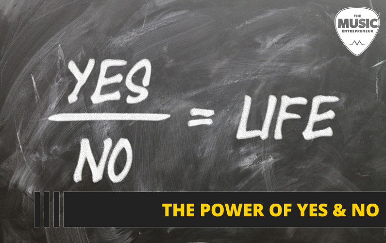 098 – The Power of Yes & No