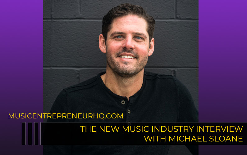 144 – How to Grow Your Fan Base on Streaming Platforms – with Michael Sloane of Streaming Promotions