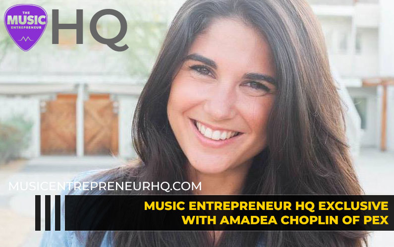 Amadea Choplin of Pex Shares How Their Platform Tracks Your Content
