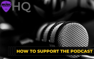 190 – How to Support the Podcast