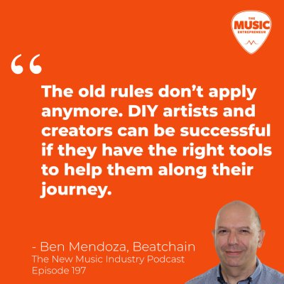 Ben Mendoza quote