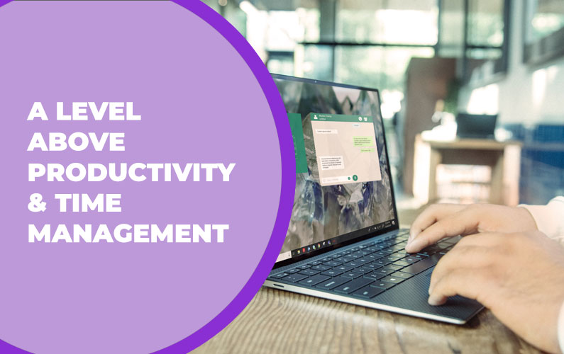 199 – A Level Above Productivity & Time Management