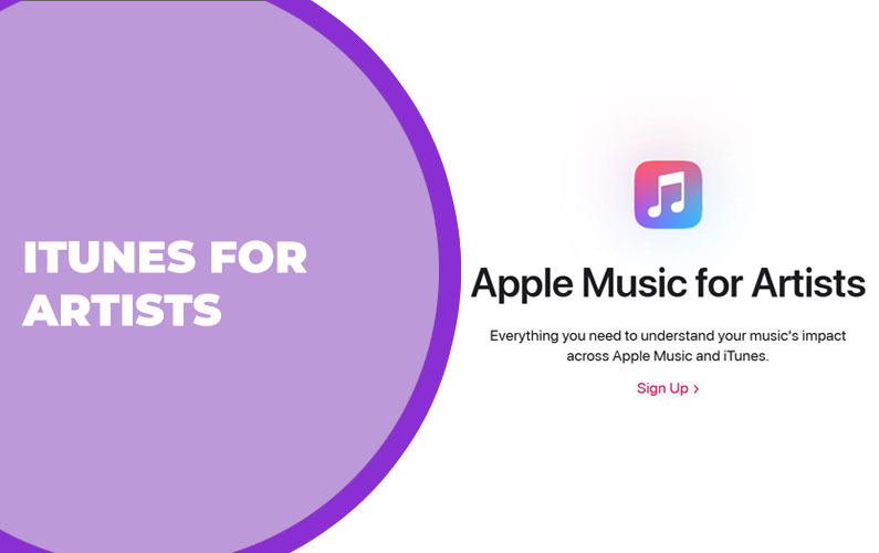 iTunes for Artists