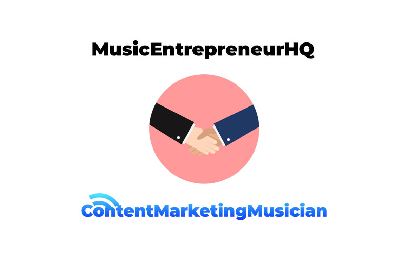 Is Content Marketing Musician Owned by Music Entrepreneur HQ?