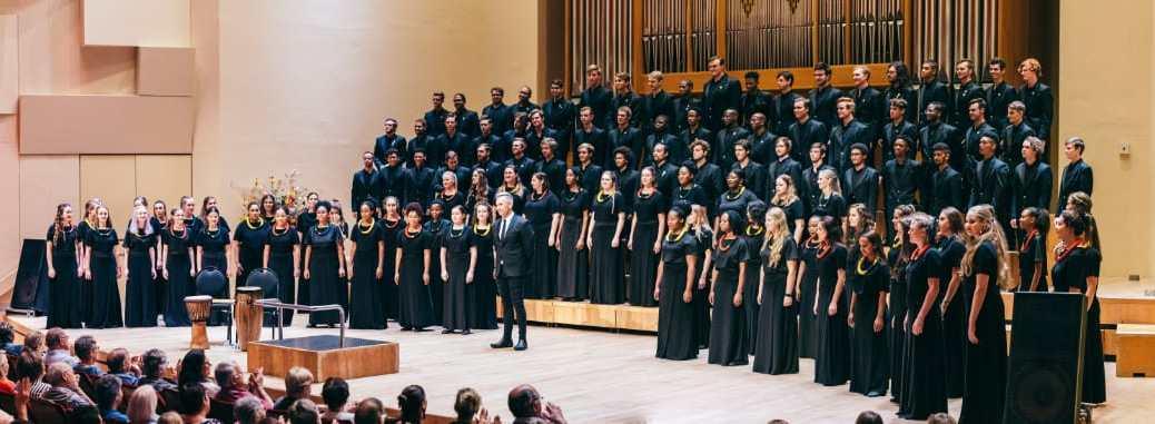 Stellenbosch Univeristy Choir