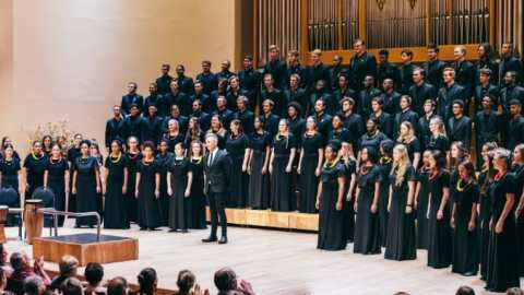 Stellenbosch Univeristy Choir
