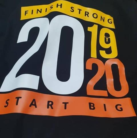 finishing strong 2019