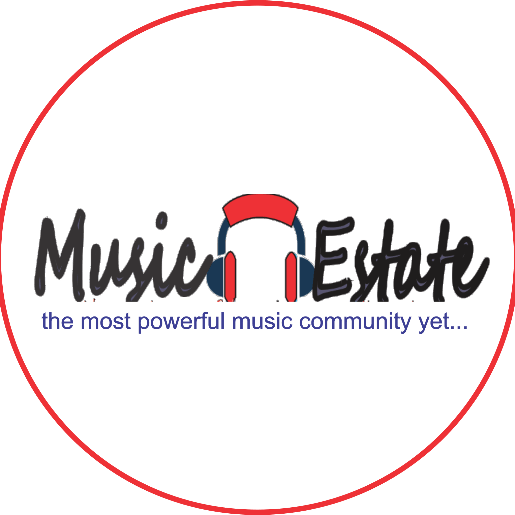 music estate logo