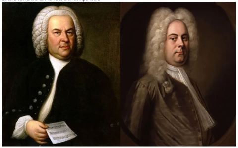 Bach and Handel