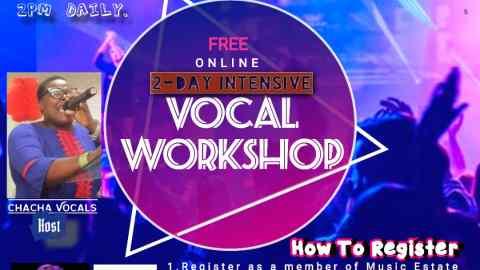 free online vocal workshop