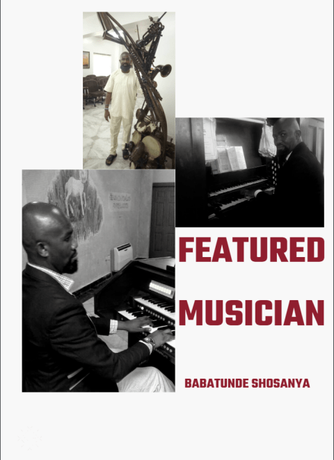 Featured Musician Babatunde Shosanya