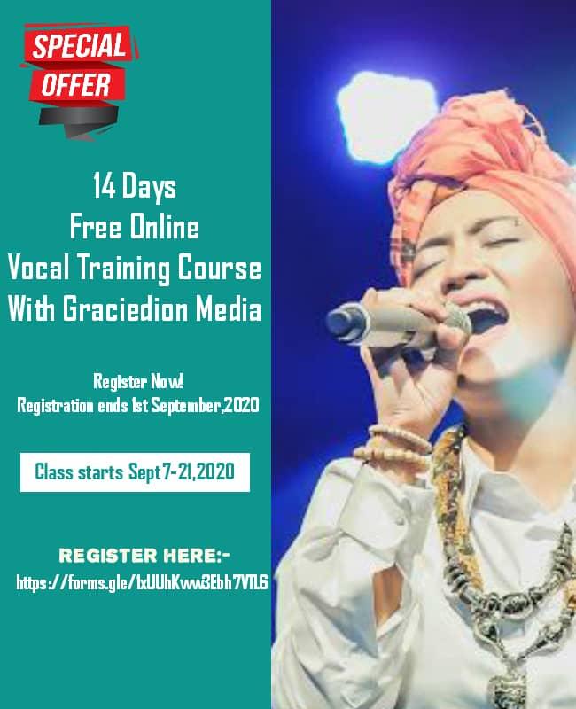Graciedion Media Music & Vocal Institute