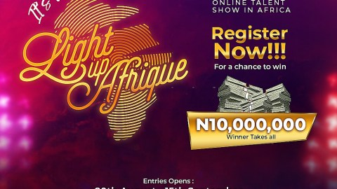 Light Up Afrique Competition