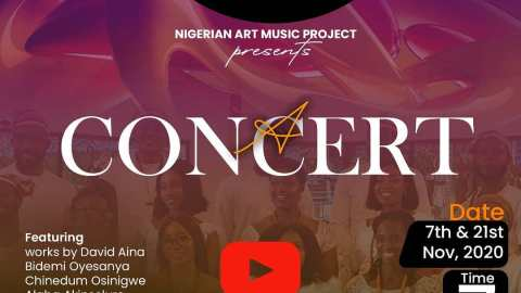 Nigerian Art Music Project Concert