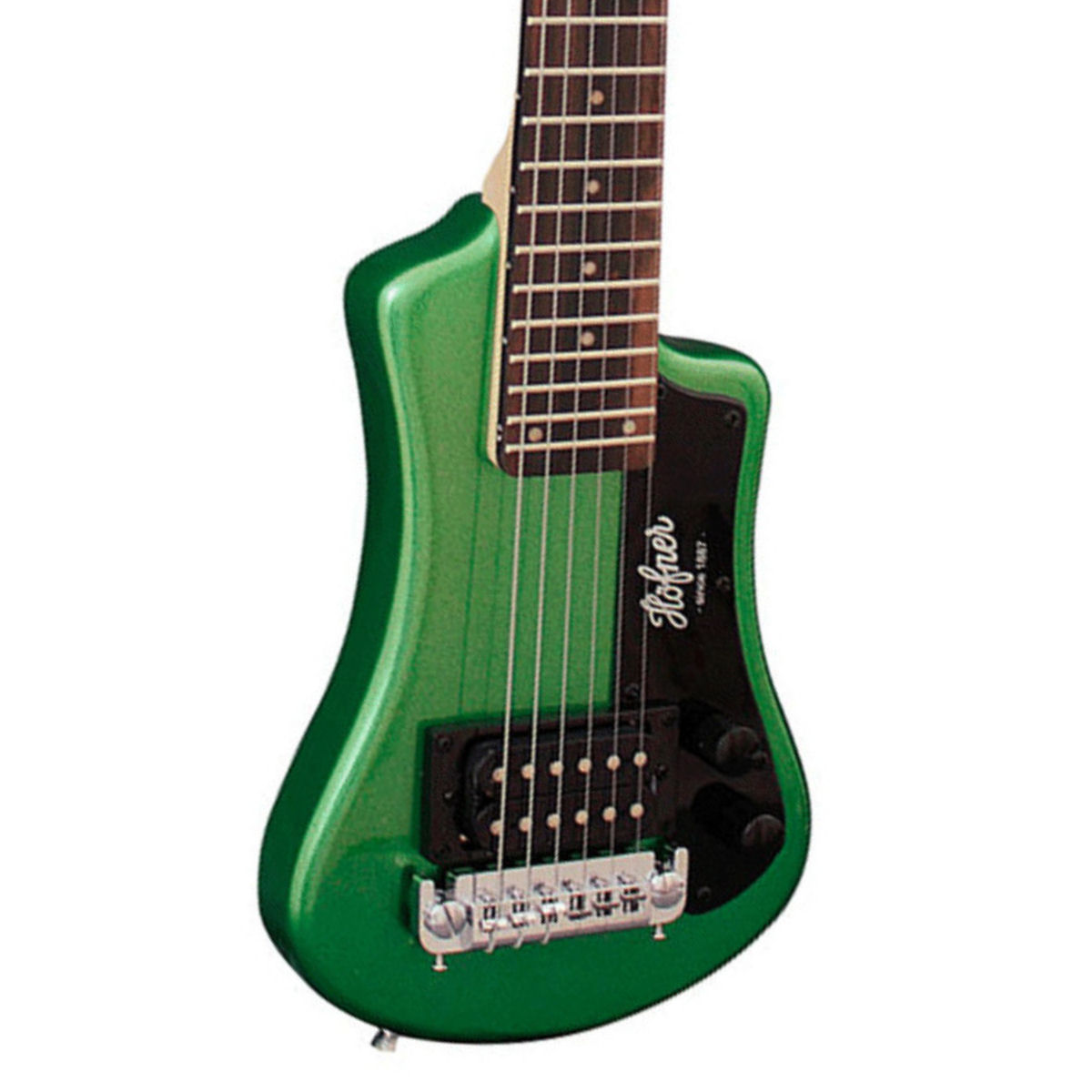Hofner CT Shorty Travel Green