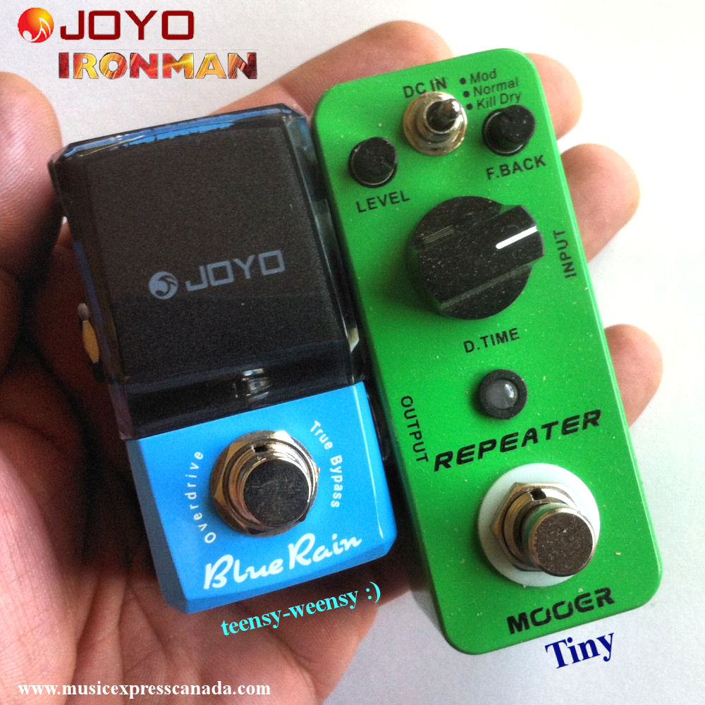 Rated Boost JOYO Ironman JF-301
