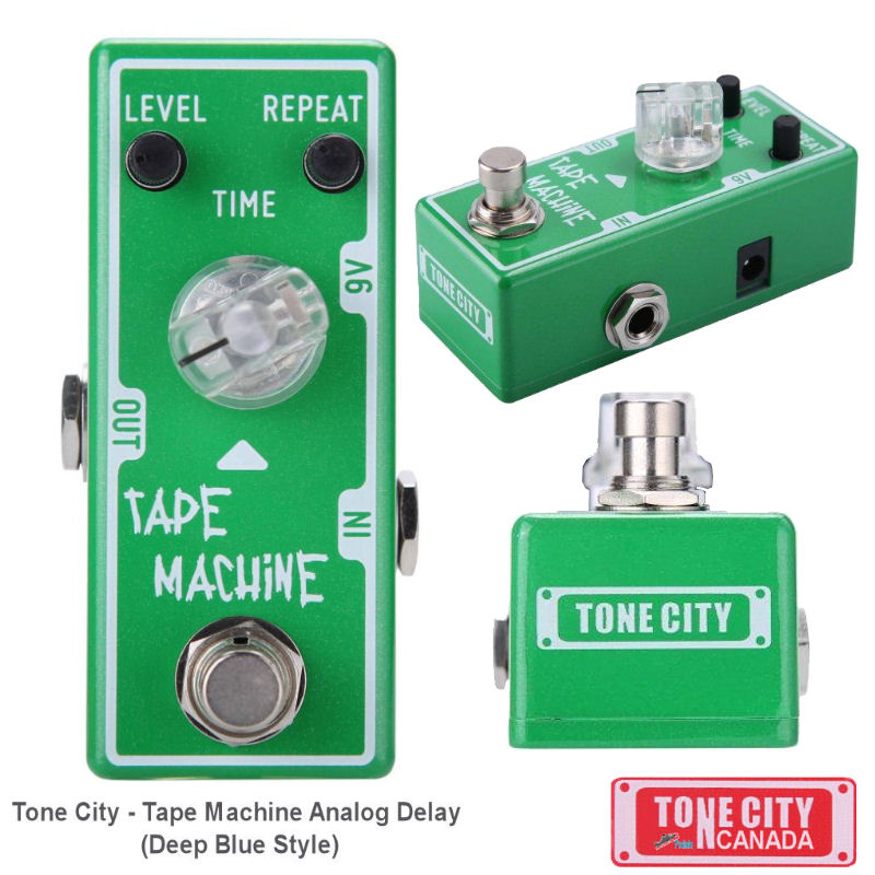 Tone City T4 Tape Machine Delay