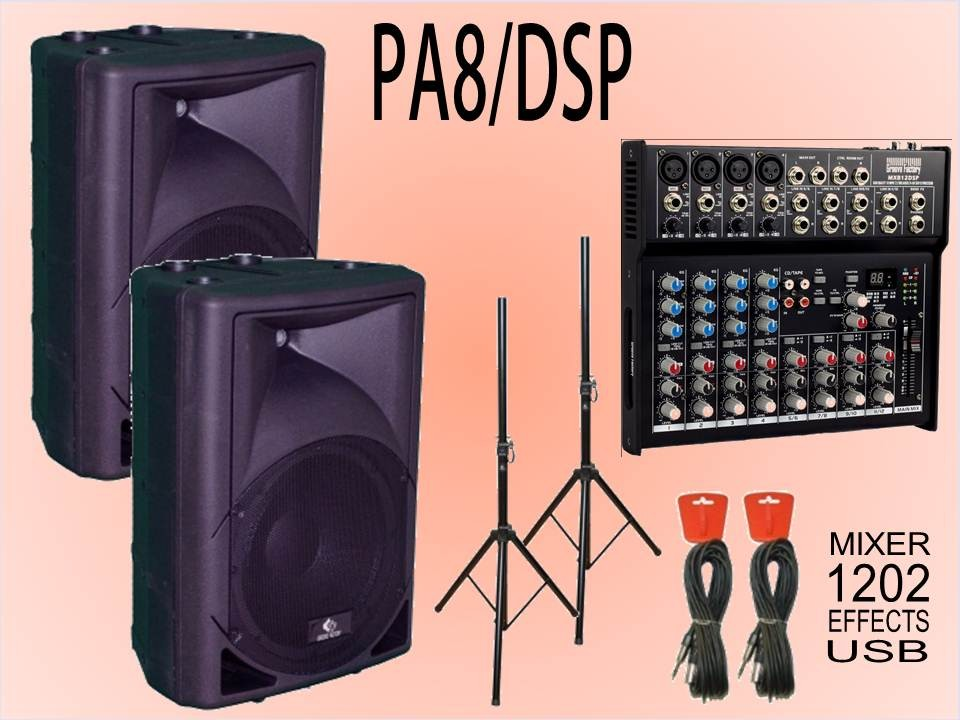 GROOVE FACTORY PA-8 DSP KIT