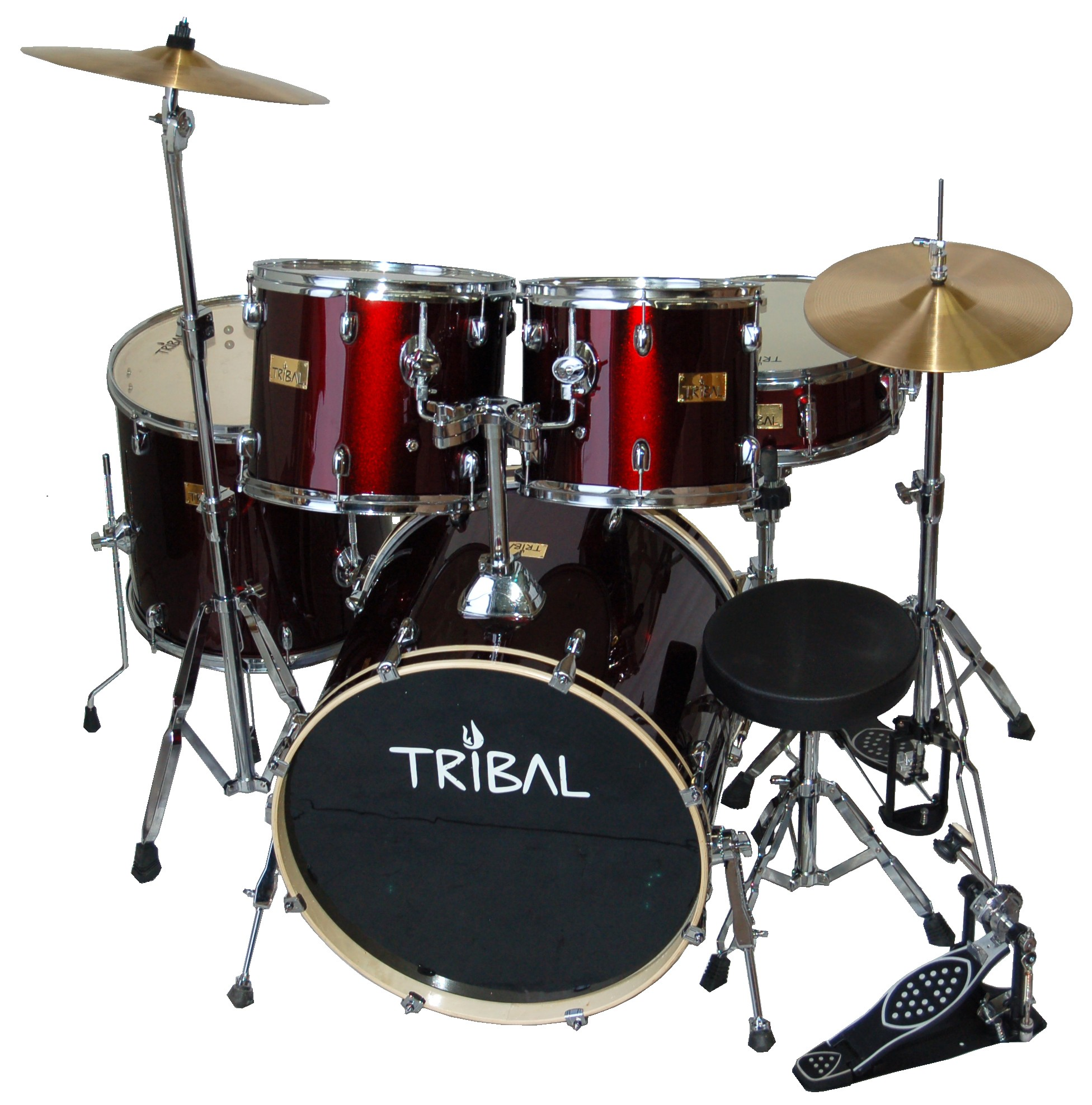 TRIBAL LANCE 801 SERIES – WINE RED