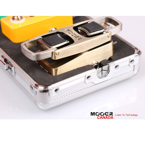 MOOER FC-M6M NEW Firefly Pedal board Flight Case