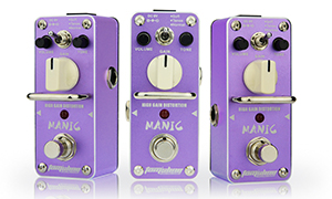 TOMSLINE AMC3 MANIC – HIGH GAIN DISTORTION