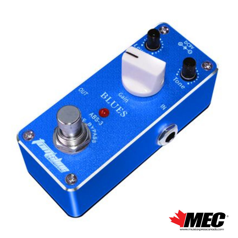 TOMSLINE ABS3 BLUES Effect Pedal