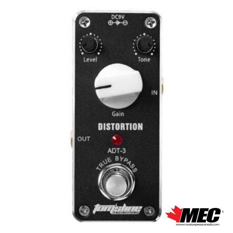 TOMSLINE ADT-3 DISTORTION