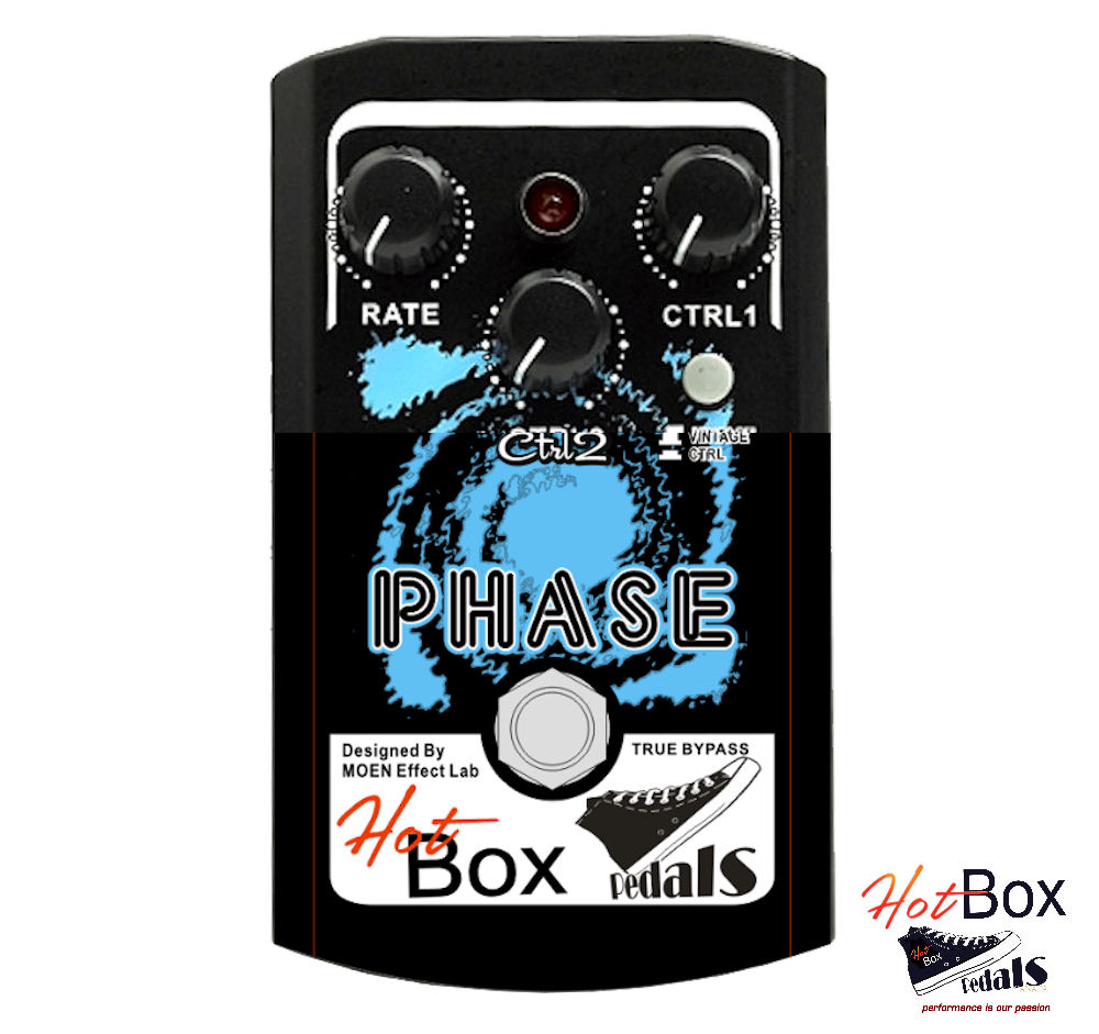 Hot Box Pedals Canada HB-PH PHASE